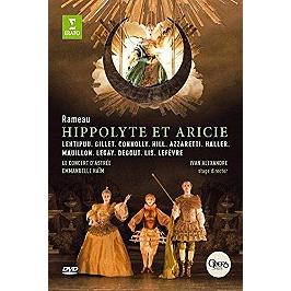 Hippolyte et Aricie, Dvd Musical
