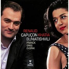 Franck, Grieg, Dvorak, CD