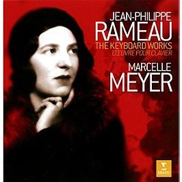 Rameau : l'oeuvre pour clavier, CD