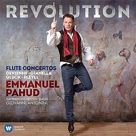 Revolution, CD