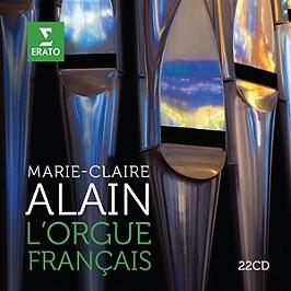 L'orgue français, CD + Box