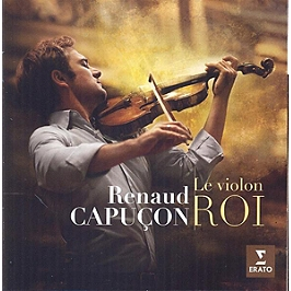 Le violon roi, CD