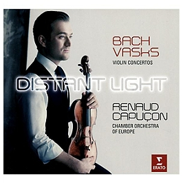 Concertos pour violon, CD Digipack