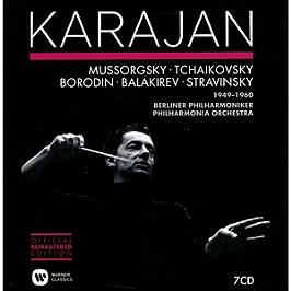Karajan 1949-1960, CD + Box