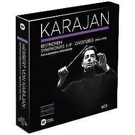 Symphonies n°1-9 - ouvertures, CD + Box