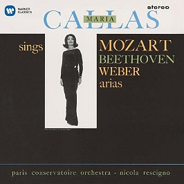 Mozart/Beethoven/Weber 63-64, CD