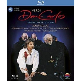 Don Carlos/Chatelet, Blu-ray Musical