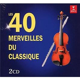 40 merveilles du classique, CD Digipack