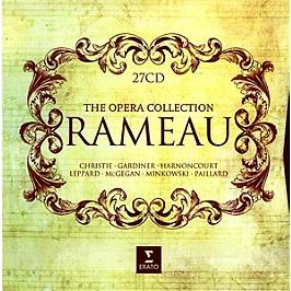 Rameau : opera collection, CD + Box
