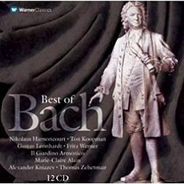Bach, CD