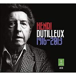Henri Dutilleux, CD + Box