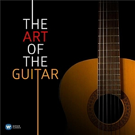 The art of the guitar, CD