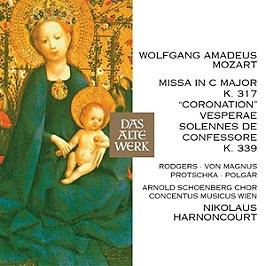 Missa in c major, CD