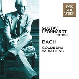 Goldberg variations, CD