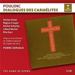 Dialogues des carmelites, CD