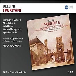 Les puritains, CD + Box