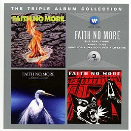 Triple album collection, CD + Box