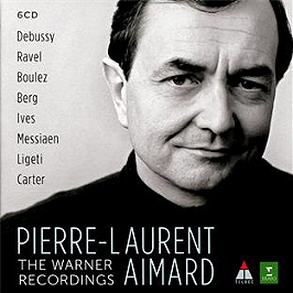Les enregistrements Warner, CD + Box