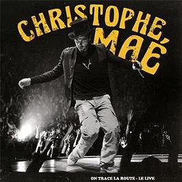 On trace la route (le live), CD + Dvd