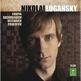 Chopin, Rachmaninov, Beethoven & Prokofiev, CD + Box