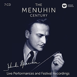 The Menuhin century, CD + Box