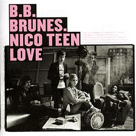 Nico teen love, CD
