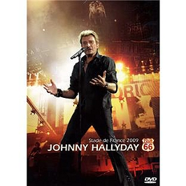 Tour 66 stade de France 2009, Dvd Musical