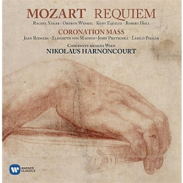 Requiem / messe k317, CD