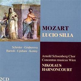 Lucio Silla, CD