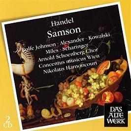 Samson, CD