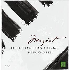Les grands concertos pour piano, CD + Box