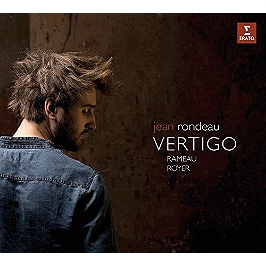 Vertigo : Rameau et Royer, CD