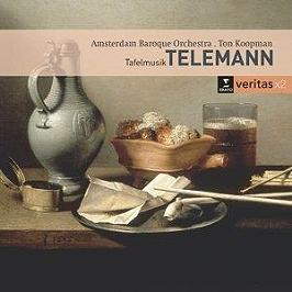 Tafelmusik, CD
