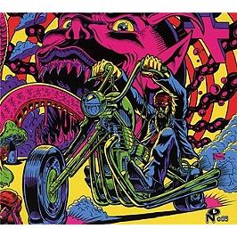 Warfaring strangers acid nightmare, CD