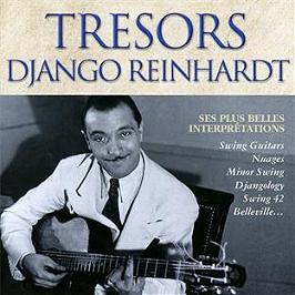 Trésors Django Reinhardt, CD + Box