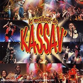 Le meilleur de kassav', CD