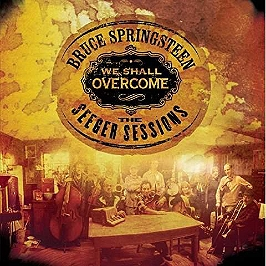 We shall overcome the seeger sessions, Vinyle 33T