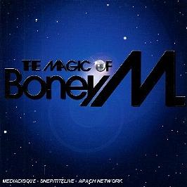 The Magic Of Boney M, CD