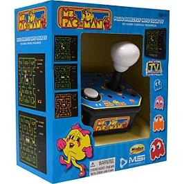 Ms. Pac-Man TV arcade plug & play