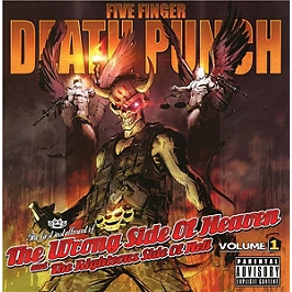 The wrong side of heaven & the righteous side of hell /vol.1, CD