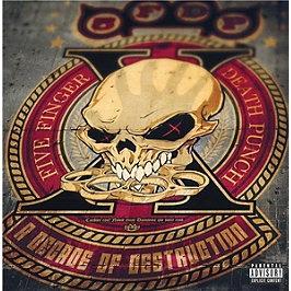 A decade of destruction, CD