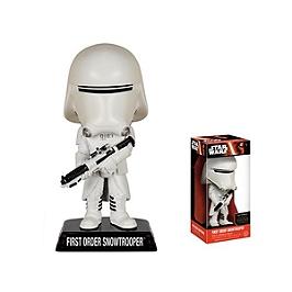 Star wars episode VII - wacky wobbler snow trooper !