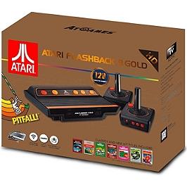 Atari FlashBack 8 Gold HD (manettes sans fil)