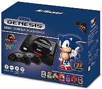 Sega Megadrive mini HD (manettes sans fil)