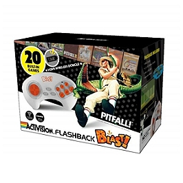 Blast family ! activision flashback (built-in 20 games / Pitfall)