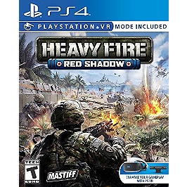 Heavy fire : red shadow (PS4)