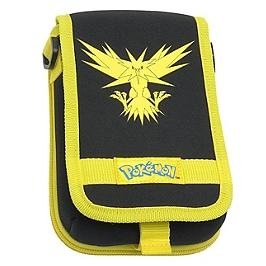 Sacoche Pokémon GO - jaune - édition limitée (3DS)
