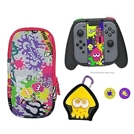Splat pack deluxe Splatoon 2 (SWITCH)