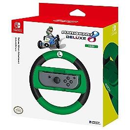 Volant deluxe Mario Kart 8 (Luigi) (SWITCH)