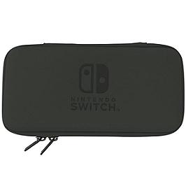 Pochette rigide pour nintendo switch lite - noire (SWITCH)